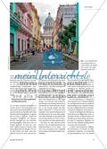 Leben auf Kuba – ein karibischer (Alb-)Traum? - Selbst- und Fremddarstellung eines Landes beurteilen Preview 2