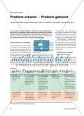 Problem erkannt − Problem gebannt - Problemorientierte Aufgabenstellungen regen zur kreativen, überlegten Lösungsfindung an Preview 1