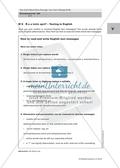 Englisch_neu, Sekundarstufe I, Interkulturelle Kompetenzen und Landeskunde, Soziokulturelles Orientierungswissen, Alltagsleben, Freizeit und Freunde