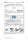 Formel 1 der Grammatik: Spielregeln Preview 1