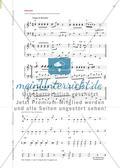 Kastagnetten entdecken - Konzertkastagnetten kennen lernen und ein Menuett begleiten Preview 4