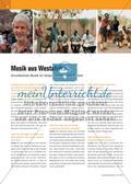 Musik aus Westafrika - Grundschule Musik im Gespräch mit Volker Schütz Preview 1