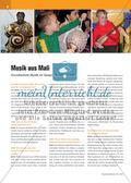 Musik aus Mali - Grundschule Musik im Gespräch mit Léo Kéita Preview 1