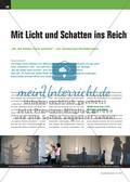 """Mit Licht und Schatten ins Reich der Fantasie - """"Wo die wilden Kerle wohnen"""" – ein Ganzkörper-Schattenspiel Preview 1"""