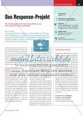 Das Response-Projekt - Ein Erfahrungsbericht zum Thema Wasser und Neue Musik in der Grundschule Preview 1