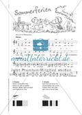 Sommerferien - Klassenmusizieren mit Orff-Instrumenten Preview 3