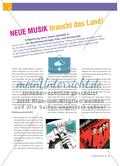 Neue Musik braucht das Land ! - Entdeckung einer neuen Identität in der deutschsprachigen Pop- und Rockmusik Preview 1