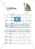La Befana - Klassenmusizieren zu einem Weihnachtslied aus Italien Preview 6