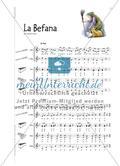 La Befana - Klassenmusizieren zu einem Weihnachtslied aus Italien Preview 7