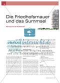 Die Friedhofsmauer und das Summsel - Warmups für die Musikstunde Preview 1