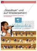 """""""Goodbye"""" und auf Wiedersehen! - Ein Abschiedstanz der Viertklässler zum Abschluss ihrer Grundschulzeit Preview 1"""
