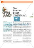 Die Bremer Stadtmusikanten - Eine szenisch-musikalische Aufführung Preview 1