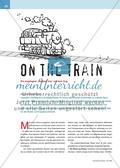 "On the train - Ein englischer ""fantasy trip"" mit dem Zug Preview 1"