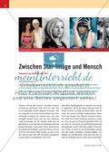 Zwischen Star-Image und Mensch - Popstars im Wandel der Zeit Preview 1