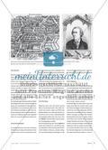 """Über sieben Brücken will ich gehn … - Leonhard Euler und das """"Königsberger Brückenproblem"""" Preview 2"""
