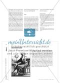 """Über sieben Brücken will ich gehn … - Leonhard Euler und das """"Königsberger Brückenproblem"""" Preview 5"""