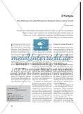 O Fortuna - Eine Einführung in die antike Philosophie am Beispiel der fortuna und ihrer remedia Preview 1