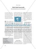 Fabel-hafte Grammatik - Grammatikwiederholung mit den Phaedrusfabeln Preview 1
