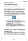 Bildungsstandards - Inhalte, Ziele, Kompetenzen und Anforderungsbereiche. Preview 1