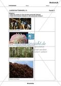 Landschaftswandel - Zuordnung von Bildern und Texten Preview 1