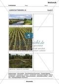 Landschaftswandel - Zuordnung von Bildern und Texten Preview 2