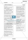 Landschaftswandel - Zuordnung von Bildern und Texten Preview 3