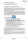 Bildungsstandards - Inhalte, Ziele, Kompetenzen und Anforderungsbereiche Preview 1