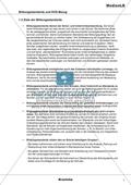 Bildungsstandards - Inhalte, Ziele, Kompetenzen und Anforderungsbereiche Preview 2