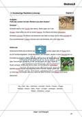 Hundeartige Raubtiere - Lückentext Preview 2