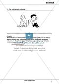 Tier und Mensch - Ähnlichkeiten und Unterschiede Preview 2