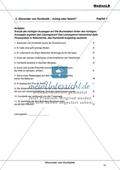 Alexander von Humboldt: Wirken und Erbe - Fakten zu Humboldt als richtig/falsch ankreuzen Preview 1
