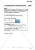 Alexander von Humboldt: Wirken und Erbe - Fakten zu Humboldt als richtig/falsch ankreuzen Preview 2