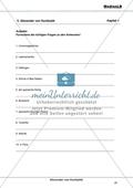 Alexander von Humboldt: Wirken und Erbe - Zu Antworten die passenden Fragen formulieren Preview 1