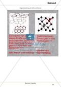 Welt der Kristalle - Eigenschaften von Grafit und Diamanten Preview 5