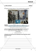 Jenseits - Interpretation einer Collage und eines Zitats von Shakespeare über das Thema Hölle auf Erden Preview 1