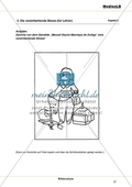 Bildanalyse: Manuel Osorio Manrique de Zuñiga von Francisco de Goya y Lucientes - Die vereinfachende Skizze Preview 2