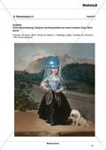 Condesa de Chinchón von Francisco de Goya y Lucientes - Werkanalyse Preview 1