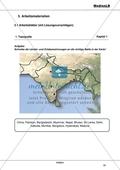 Indien: Nachbarländer und wichtige Städte Preview 1