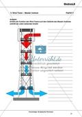 Vereinigte Arabische Emirate - Erklärung des Wind Towers des Masdar Institutes Preview 1