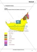 Vereinigte Arabische Emirate - Zuordnen der Emiraten auf einer Karte Preview 2