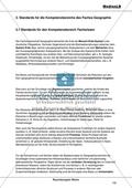 Der Rhein - Standards für den Kompetenzbereich Fachwissen Preview 1