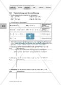 Mathematik_neu, Sekundarstufe I, Zahl, Terme und Gleichungen, Quadratische Gleichungen und Binome