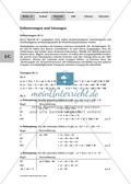Binomische Formeln - Wiederholung und Beweisführung Preview 2