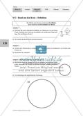 Mathematik_neu, Sekundarstufe I, Raum und Form, Geometrie in der Ebene, Ebene Figuren und ihre Eigenschaften, Kreise und Ellipsen