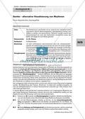 Musik_neu, Sekundarstufe I, Musiktheorie, Grundlagen der Notation, Andere Notationssysteme