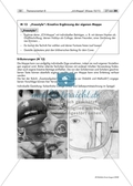 Selbstdarstellung und Selbsterforschung - Ich Mappe gestalten: Kreative Ergänzung der eigenen Mappe Preview 1