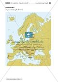 Die Europäische Union - Geografisches Grundwissen zur EU erarbeiten + Entwicklungsschritte nachvollziehen Preview 3