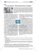 Die soziale Marktwirtschaft - Bedeutung der sozialen Marktwirtschaft in Deutschland erarbeiten Preview 3