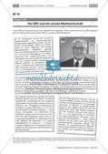 Die soziale Marktwirtschaft - Positionen der 5 großen Parteien in Deutschland zur sozialen Marktwirtschaft erarbeiten Preview 4