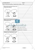Lernzielkontrolle - Texte schreiben: Textsortenumwandlungen Preview 2